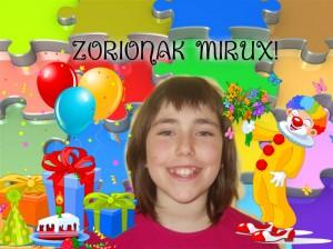 Zorionak Mirux!